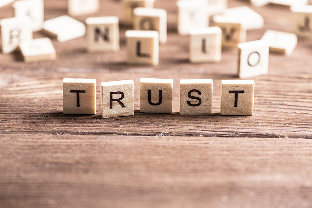 Trusting God When Anxious