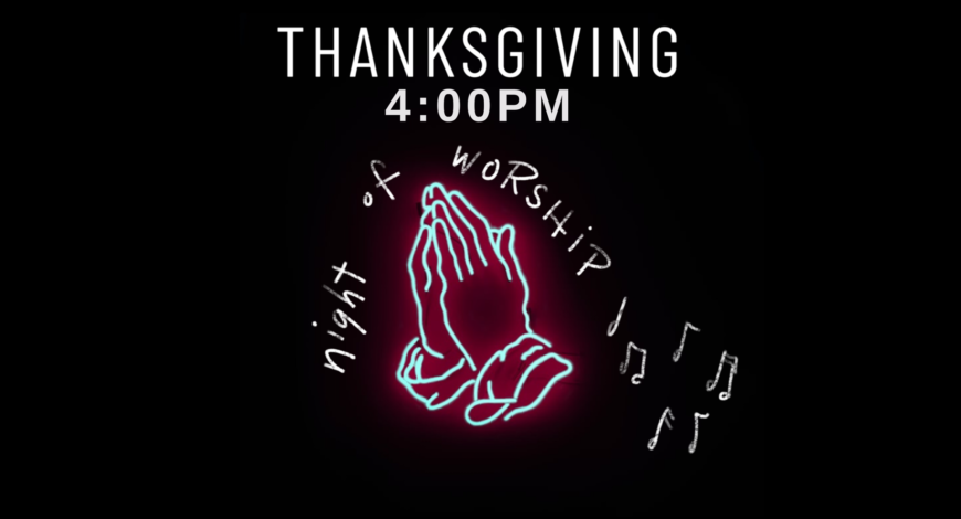 RSVP for Night of Worship